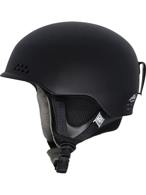 K2 Rival Ski Helmet Black